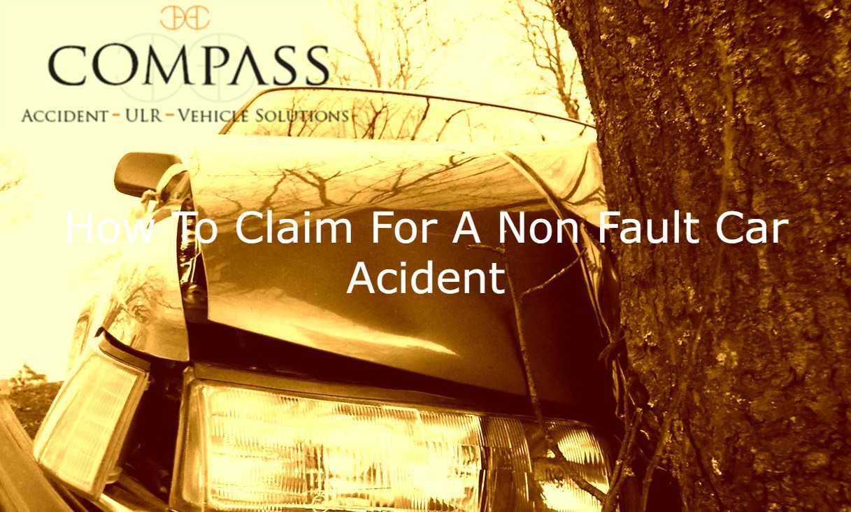 How to claim after a non fault car accident, claiming off the third party at fault drivers insurance.